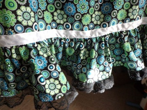 Dress #26 Detail