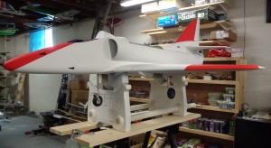 A-4 Landing Gear Installed