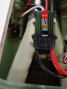A-4 Speed Controller in Place