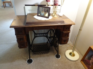 Another Treadle Machine