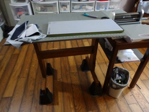 Babe's Cutting Table