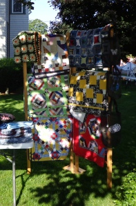 Babe's Quilt Rack