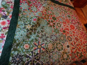 Babe's Tropical Quilt 2