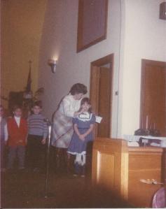 Kerry Church Program 1985