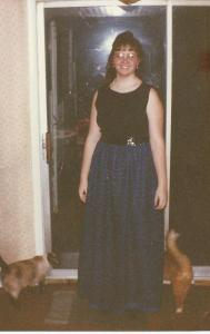 Kerry's Sophomore Prom