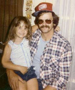 Me and my Daddy 1985