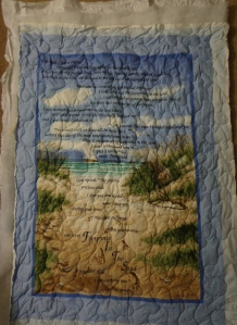 Quilted Footprints