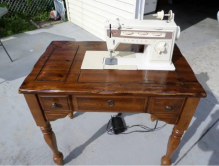 Rare Sewing Machine