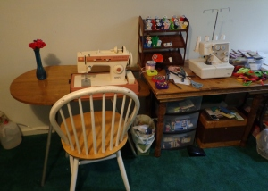 Sewing Machine Fad