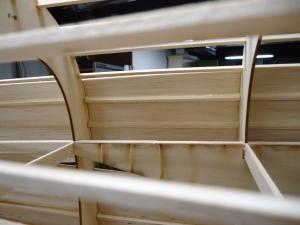 Ziroli A-1 Fuselage Sheeting Glue Joints