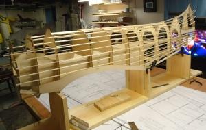Ziroli A-1 Side Stringing Fuselage