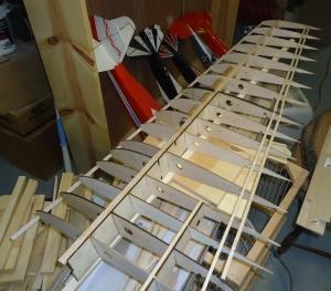 Ziroli A-1 Glued Wing 11-5-15
