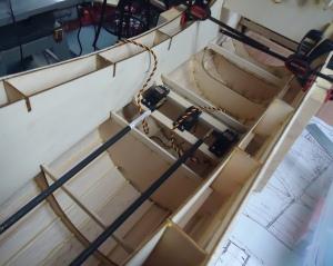 Ziroli A-1 Rudder Servos 10-31-15