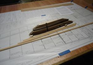 Ziroli A-1 Wing Pieces 11-2-15