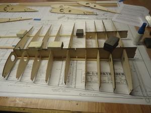 Ziroli A-1 Wing Section 11-3-15