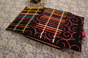 Sketchbag Finished Pencil Pocket