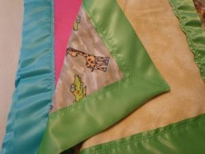Dresses for Missions Blankets Corner 12-27-15