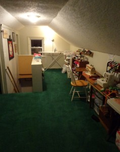 Sewing Room - Christmas 2015