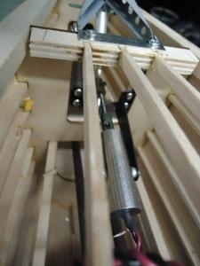 Ziroli A-1 Tail Wheel Gear 1-10-16