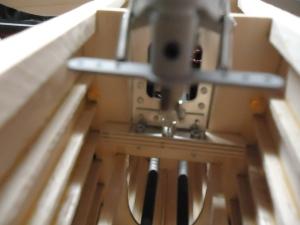 Ziroli A-1 Tail Wheel Mount 1-10-16