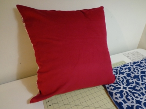 Karen's Pillow - Back
