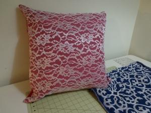 Karen's Pillow - Done