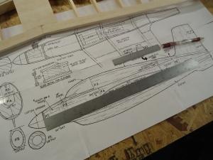 ME163 Komet - Plans