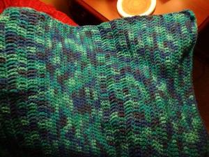 Bob's Crocheted Blanket - Stitches