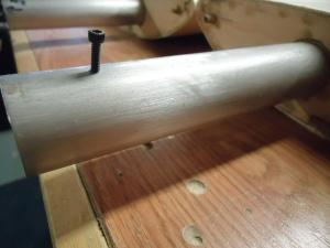 Ziroli A-1 Wing Tube Close-up