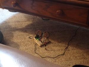Arduino Train Table Controller