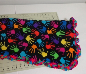 Fleece Blanket #2 4-24-16