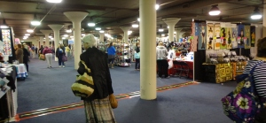 Sewing Expo - Vendor Hall - 4-2-16