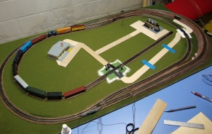 Train Coffee Table 14