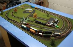 Train Coffee Table 27