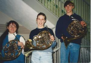 Kerry's French Horn Section