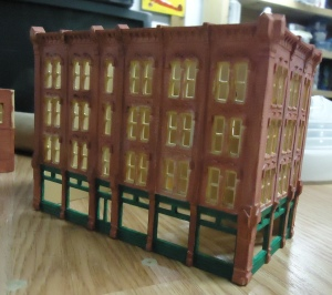 N Scale Structures - Hotel - 5-16-16