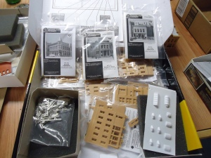 N Scale Structures Kits 5-3-16