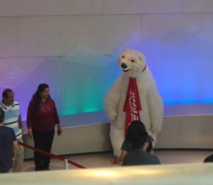 Creepy Coke Polar Bear - 5-26-16