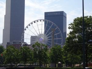 Ferris Wheel - Atlanta - May 2016