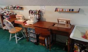 Fleet of Sewing Machines - 6-25-16