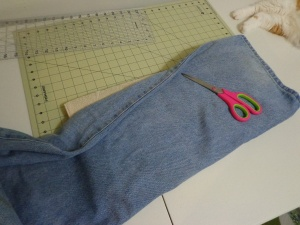 Garden Kneeler - Step 3