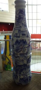 Ming Vase Coke Bottle - 5-26-16
