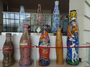 Painted Coke Bottles - 1 - 5-26-16