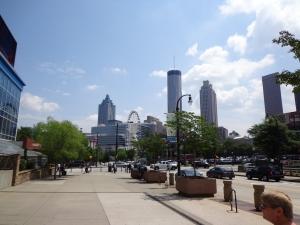 Up the Street from Centennial Park - 5-26-16