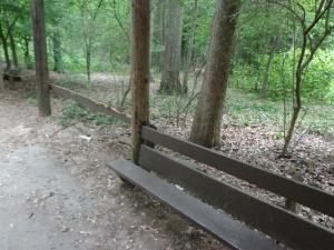 Animal Park - Covered Bridge over Dirt - 5-27-16