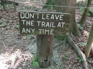 Animal Park - Don't Leave Trail - 5-27-16