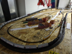 Train Layout - City 7-7-16