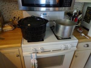 Canning Begins