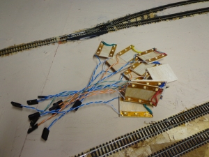 N Scale Structure - Lighting Boards 7-26-16