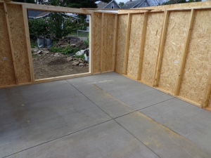 Shed - Gardening Side 8-13-16